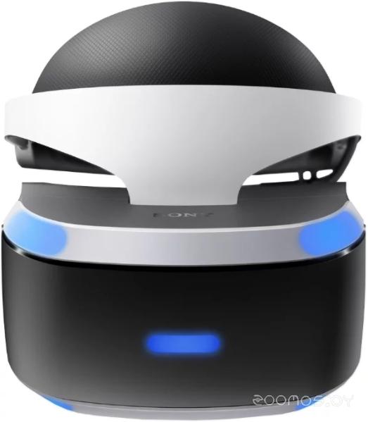 Очки виртуальной реальности Sony PlayStation VR+Gran Turismo Sport+VR Worlds+ камера v2