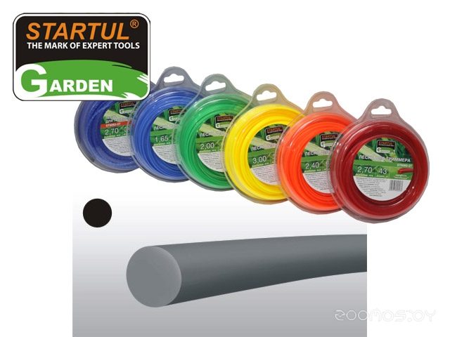 Леска для тиммера  Startul GARDEN ST6054-16