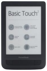 PocketBook 625 Basic Touch 2 (Black)