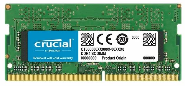 Модуль памяти CRUCIAL CT8G4SFD824A