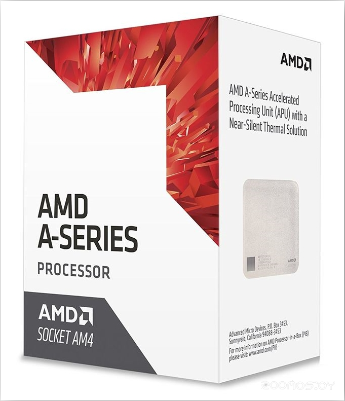 Процессор AMD AD9500AGABBOX