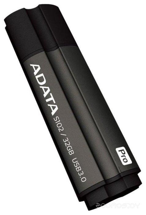 USB Flash A-Data S102 Pro 32GB (Grey)