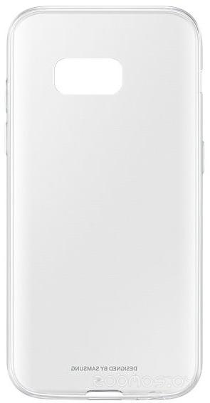 Чехол Samsung Clear Cover для Samsung Galaxy A3 (2017) [EF-QA320TTEG]