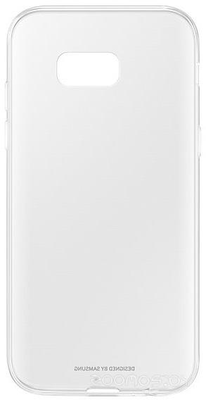 Чехол Samsung Clear Cover для Samsung Galaxy A5 (2017) [EF-QA520TTEG]