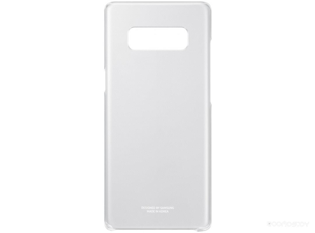 Чехол Samsung Clear Cover Samsung Galaxy Note8 (прозрачный)
