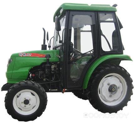 Мини-трактор Xingtai ХТ 244 (с кабиной)