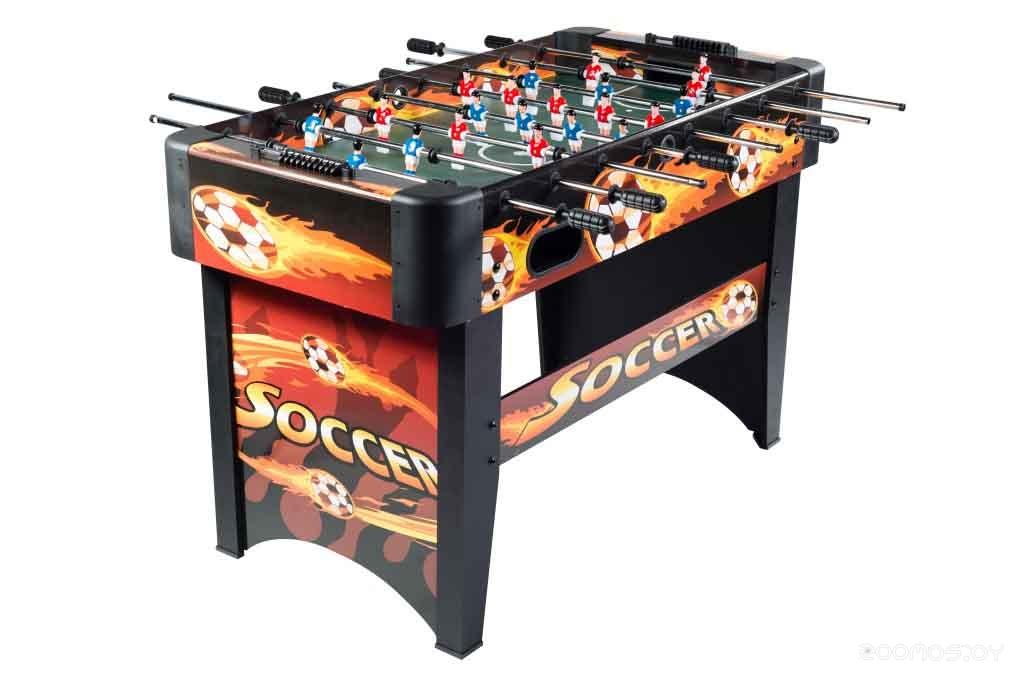 Настольный футбол Atlas Sport Maxi (оранжевый)