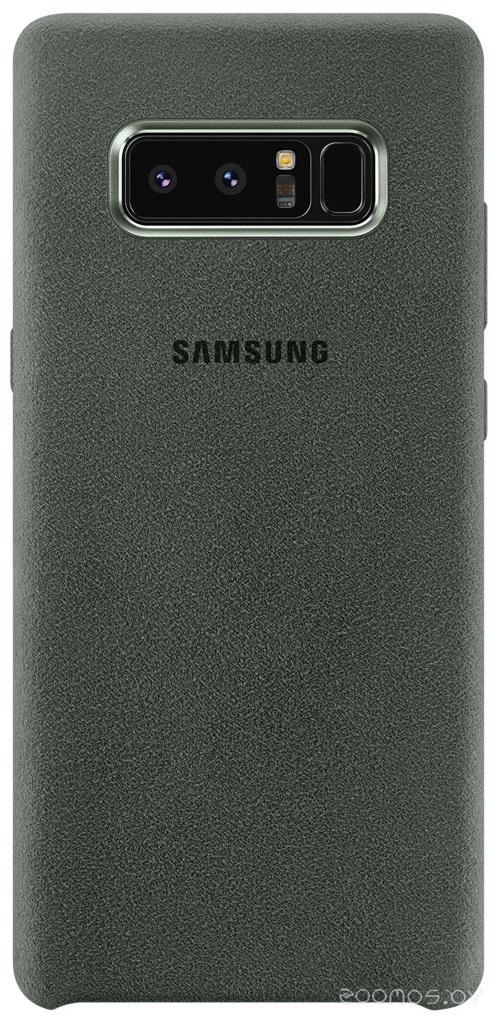 Чехол Samsung Alcantara Cover Note8 (Khaki)
