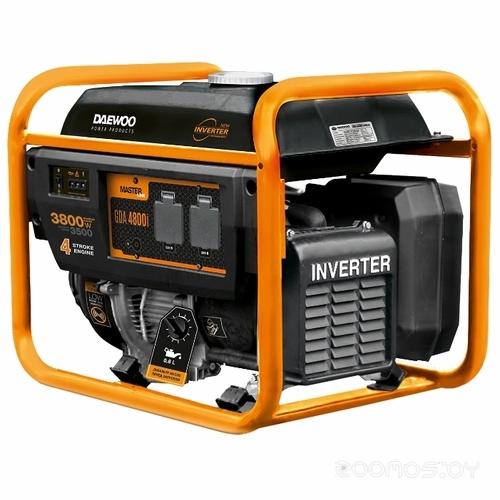 Генератор Daewoo Power GDA 4800I