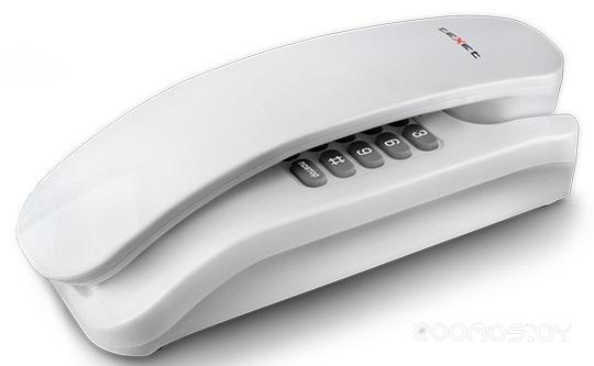 Проводной телефон TeXet TX-215 (White)