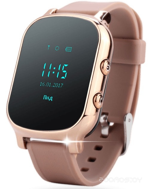 Умные часы Wonlex GW700 (Gold)
