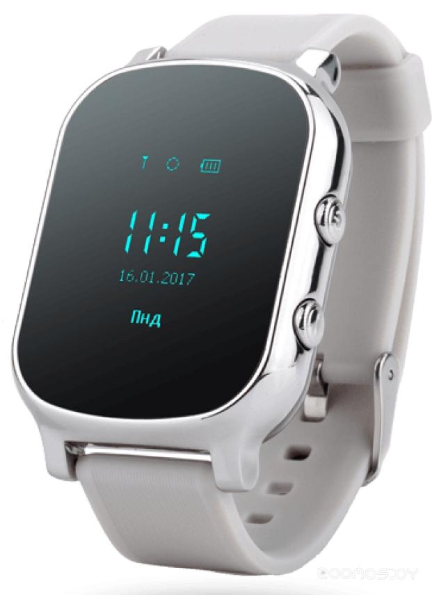 Умные часы Wonlex GW700 (Silver)