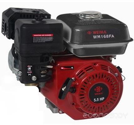 Двигатель Weima WM 168 FA (S shaft)