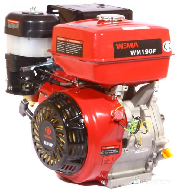 Двигатель Weima WM 190 F (S shaft)