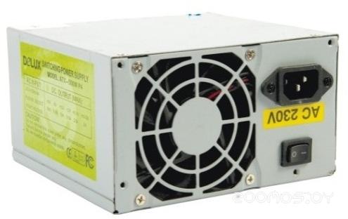 Блок питания DELUX ATX-500W