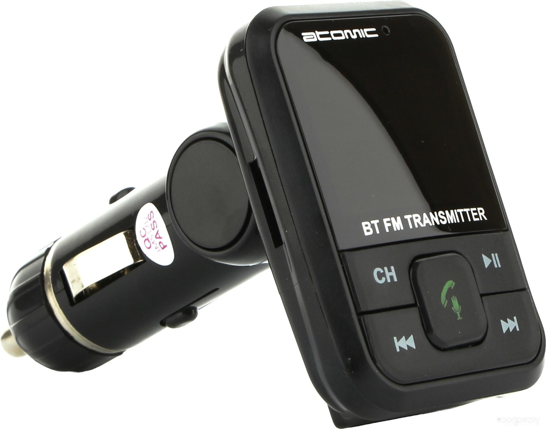 FM-модулятор ATOMIC BT71D