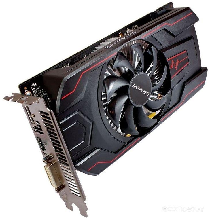 Видеокарта SAPPHIRE AMD Radeon PULSE RX 560 2G GDDR5 HDMI