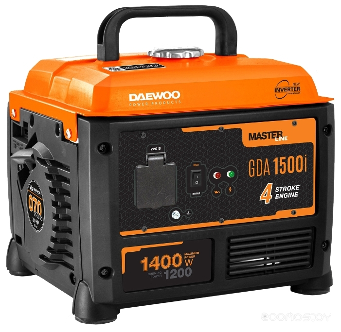 Генератор Daewoo Power GDA 1500I