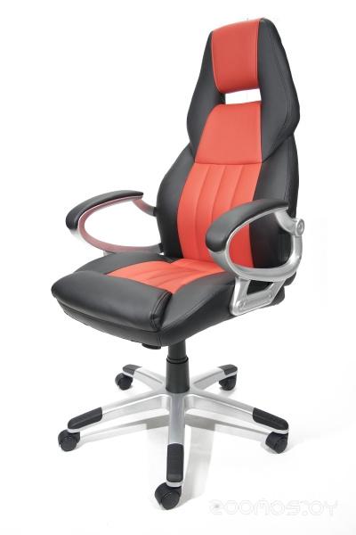 Офисное кресло Calviano Carrera (черный/красный)