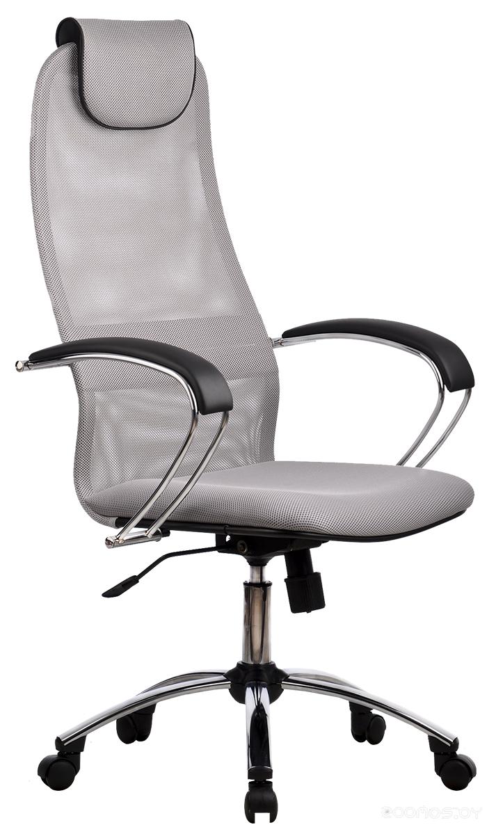 Офисное кресло Metta BK-8CH (светло-серый)