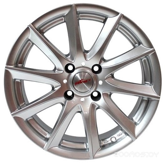 Колёсные диски Patron PW6206 7x16/4x108 D70.1 ET25 Silver