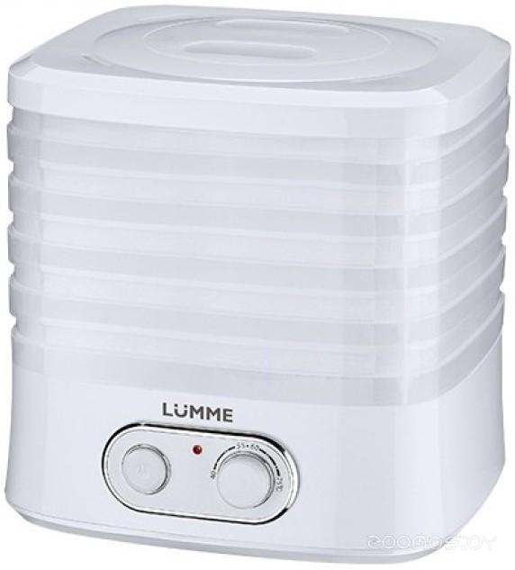 Сушилка для овощей и фруктов Lumme LU-1853 (белый)