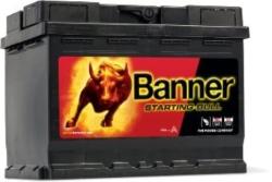 Banner Power Bull P6219 (62 А·ч)