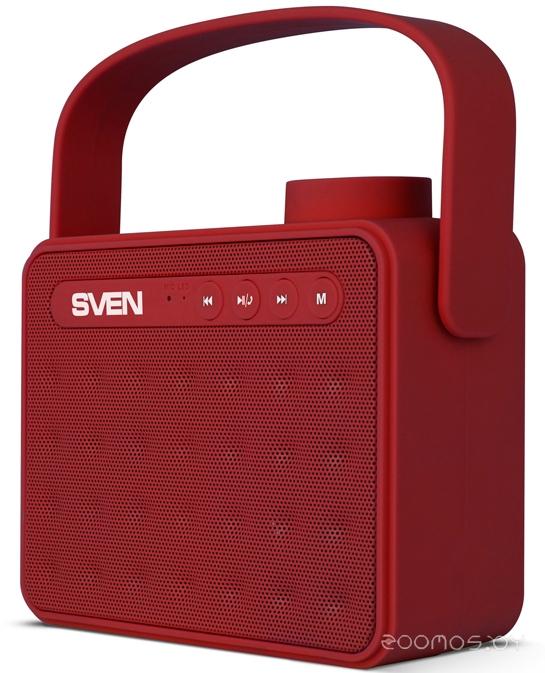 Портативная акустика Sven PS-72 (Red)