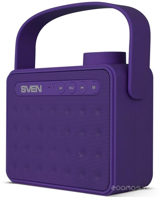 Портативная акустика Sven PS-72 (Purple)