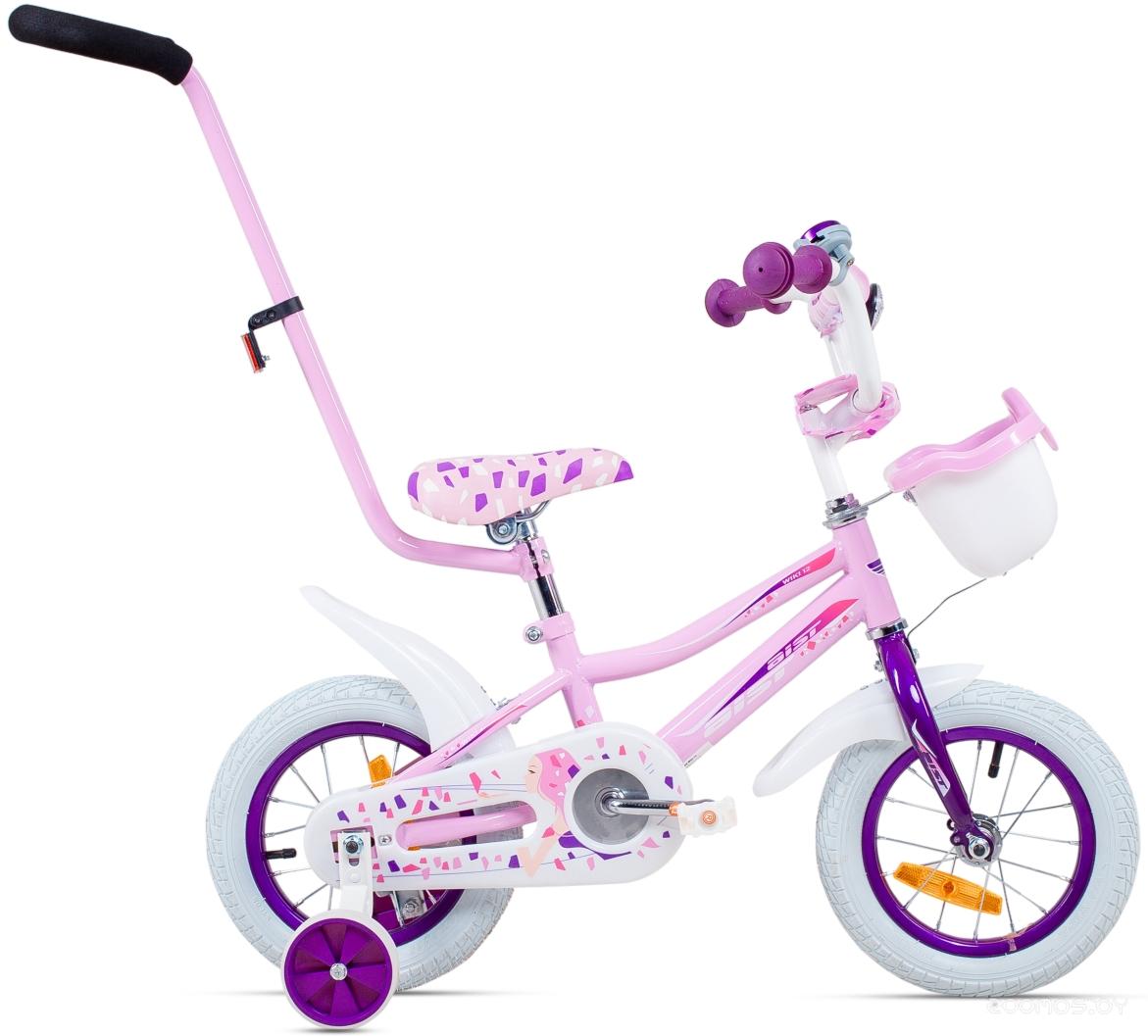 Детский велосипед Aist Wiki 12 (розовый, 2016)