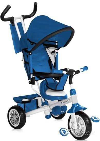 Детский велосипед Lorelli B302A Blue&White [10050091606]