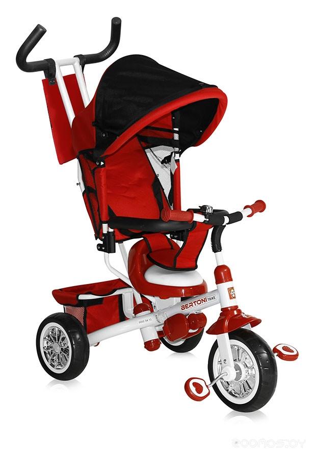 Детский велосипед Lorelli B302A Red&White [10050091605]