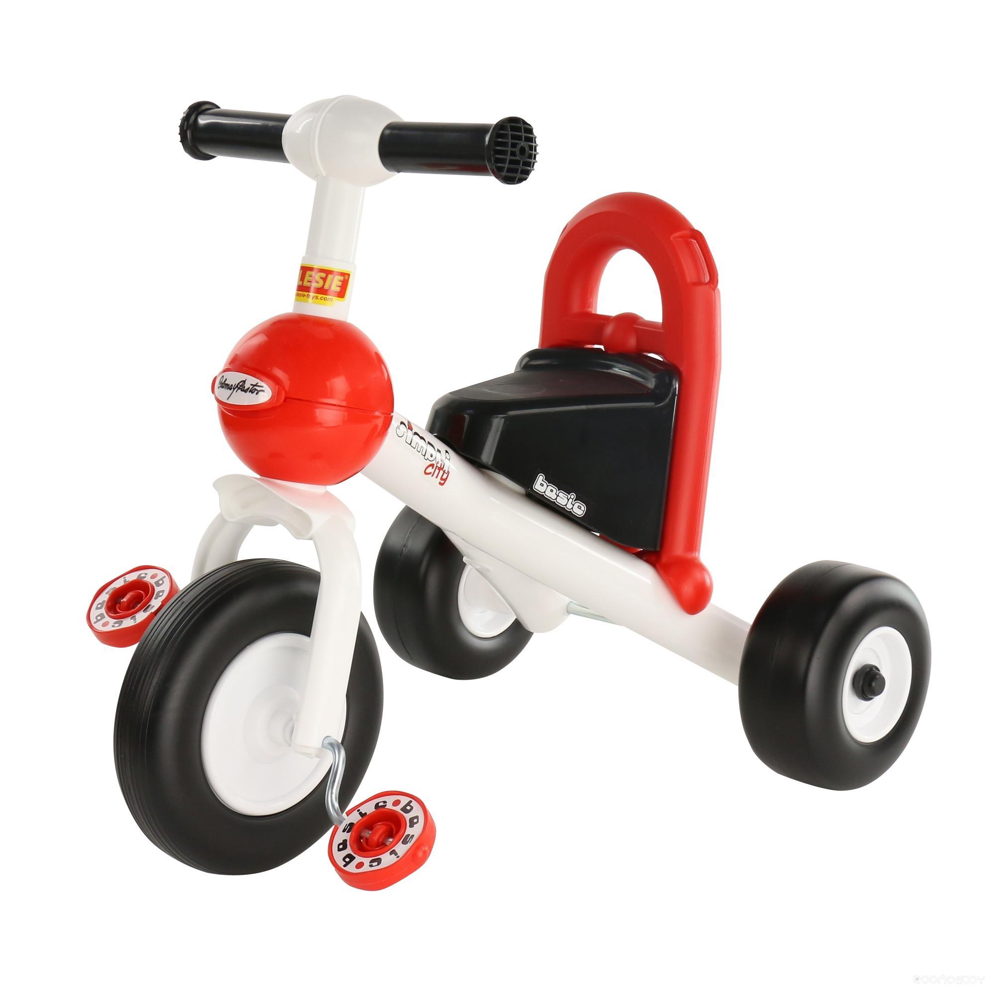 Детский велосипед Полесье Базик (46208)