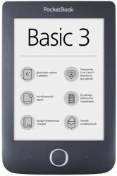PocketBook 614 Basic 3 (Black)
