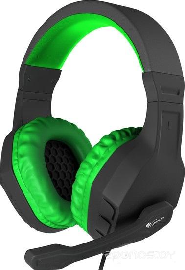 Наушники Genesis Argon 200 (Green)