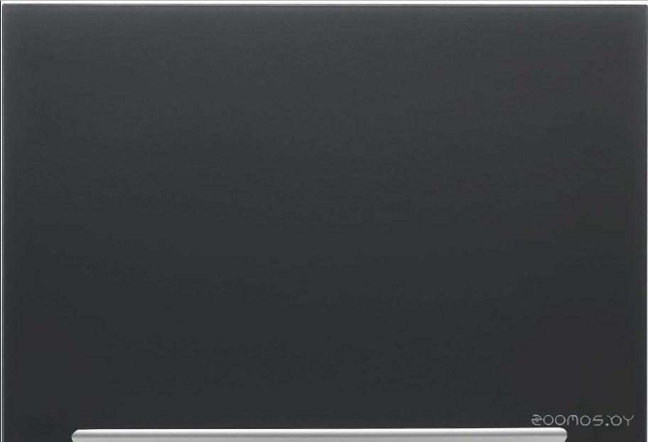 Nobo Diamond Glass Board Magnetic 993x559 (черный)