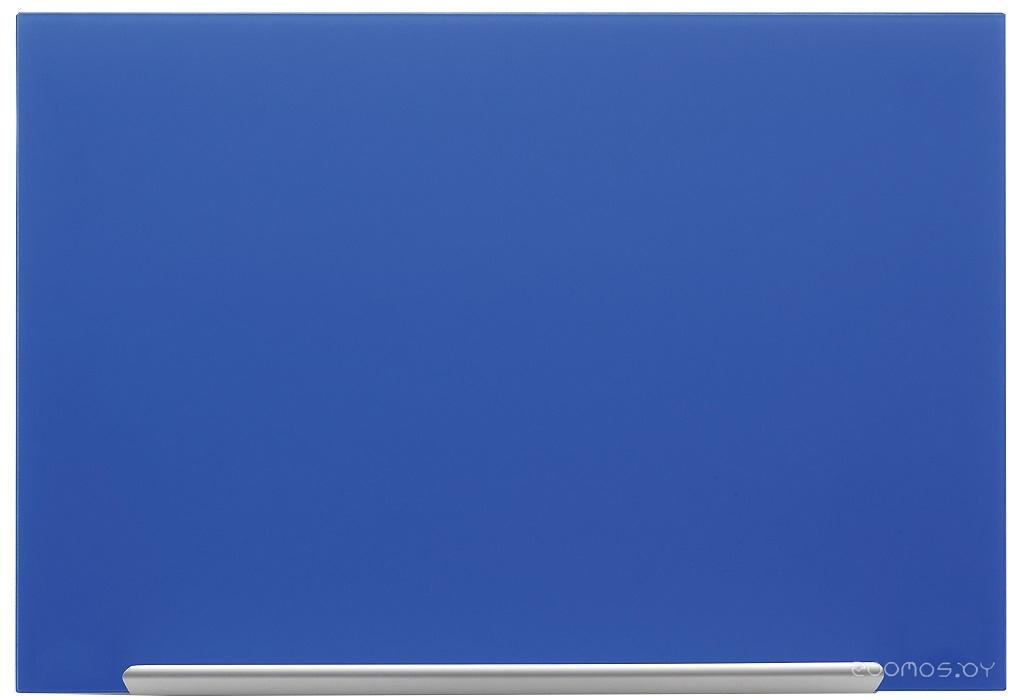 Nobo Diamond Glass Board Magnetic 993x559 (синий)