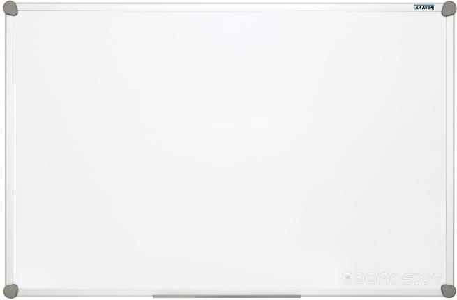 Магнитно-маркерная доска Akavim Slim полимерная 90x120 [WSL912]