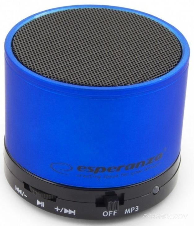 Портативная акустика Esperanza Ritmo EP115 (Blue)