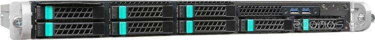Серверная платформа Intel R1208SPOSHORR