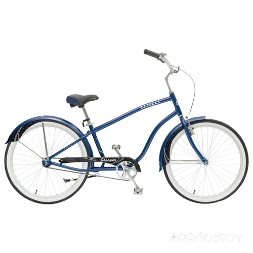 Велосипед Stinger Cruiser M 26 (синий, 2016)