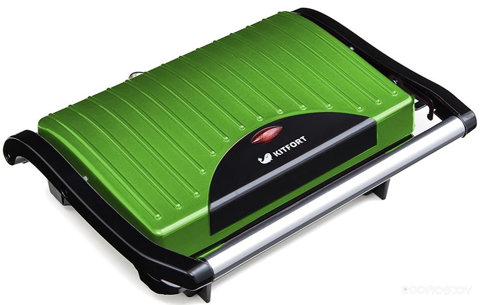 Бутербродница Kitfort KT-1609-3 (Green)