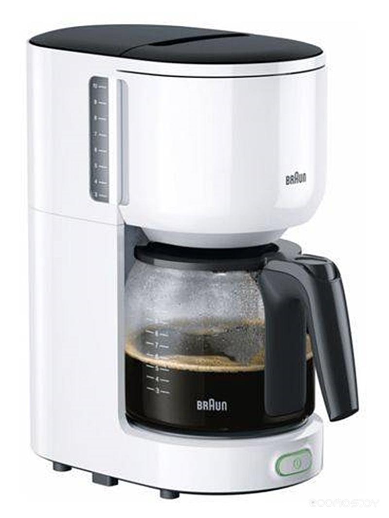 Кофеварка Braun KF3120WH