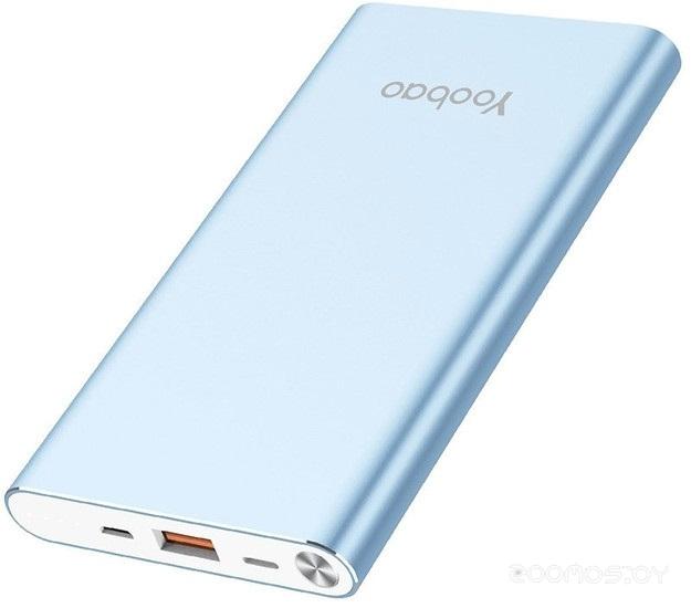 Портативное зарядное устройство Yoobao A1 (Blue)