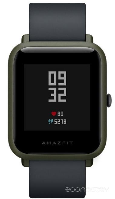 Умные часы Amazfit Bip (Green)