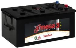 A-mega Standard 190 L (190 А·ч)