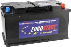 Eurostart Blue R+ 6СТ-100NR