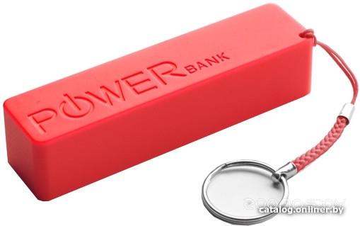 Портативное зарядное устройство Esperanza Quark (Red)