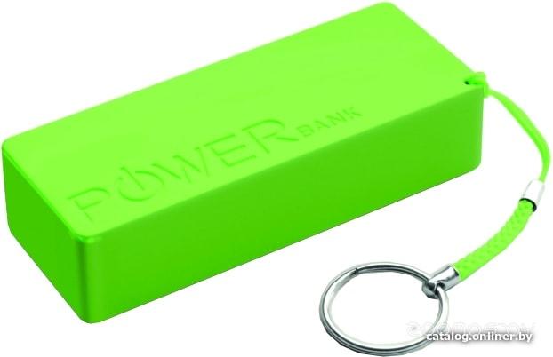 Портативное зарядное устройство Esperanza Quark XL (Green)