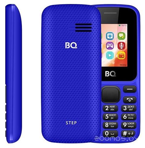 Мобильный телефон BQ 1805 Step (Blue)